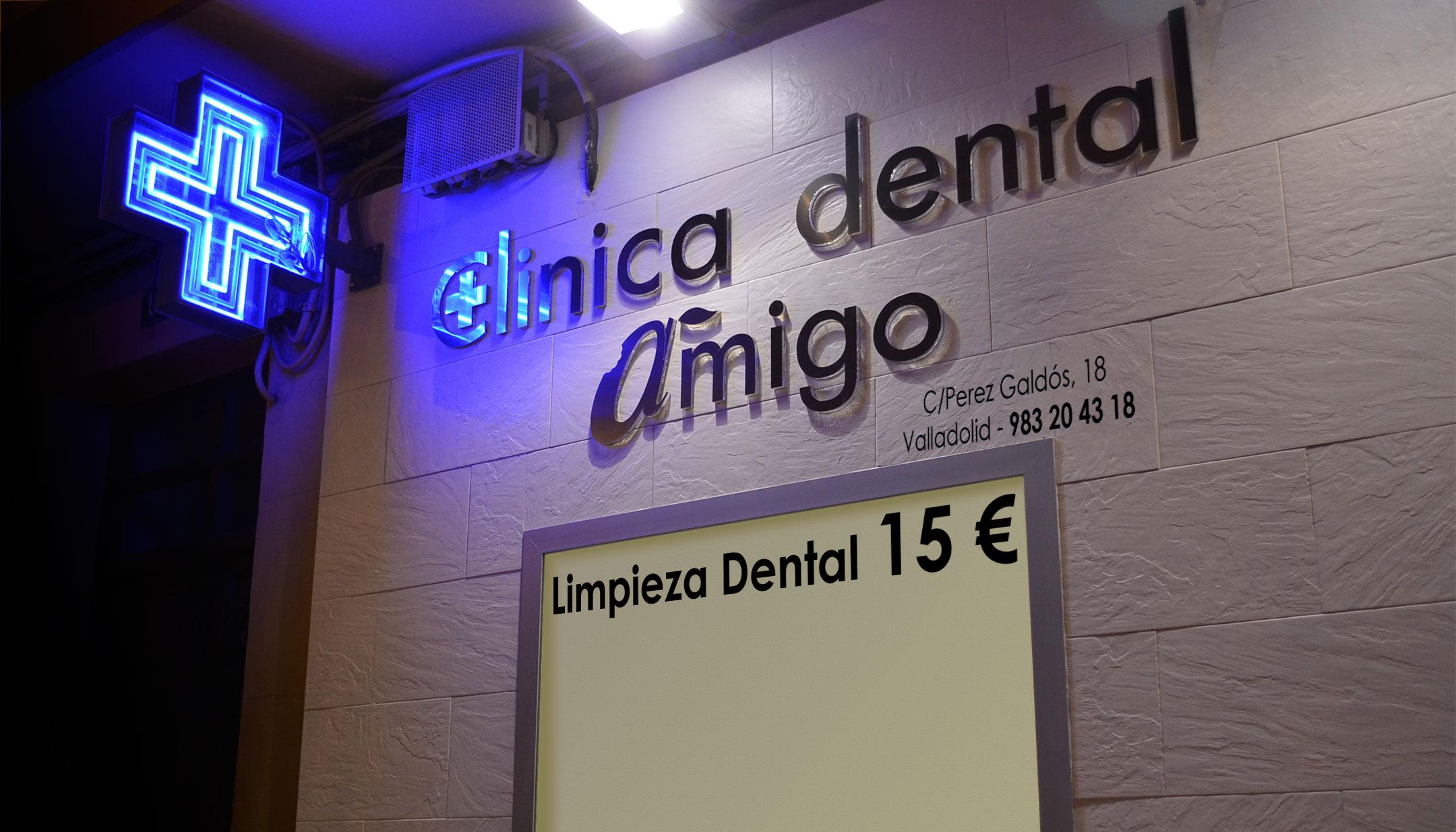 Promocion Limpieza Dental 15 euros